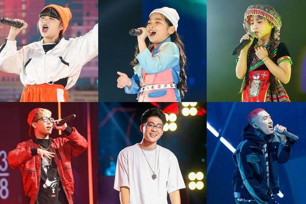 ICD - RichChoi - Ngắn được khen ngợi với loạt sáng tác trong Giọng hát Việt nhí New Generation 2021