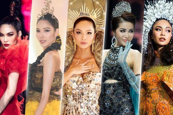 Lý giải xu hướng người mẫu thi hoa hậu từ thành công của Lan Khuê - Minh Tú - Hoàng Thùy - H'Hen Niê
