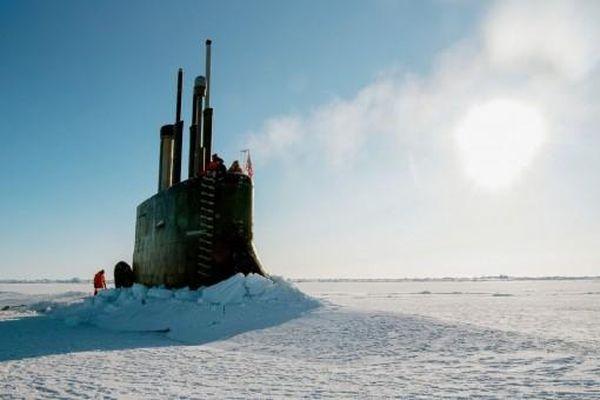 Mỹ muốn đối trọng với Nga, Trung Quốc tại Bắc Cực