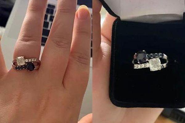 Được bạn trai cầu hôn bằng nhẫn kim cương trị giá 250 triệu đồng, cô gái quyết định 'chào thân ái không gặp lại' anh chàng vì chiếc nhẫn xấu hoắc