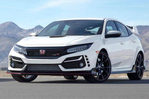 Top 10 xe thể thao chậm nhất thế giới: Honda Civic Type R góp mặt
