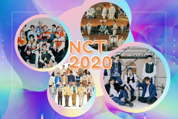 Năm 2020 của NCT: Thành tích nhiều như số lượng thành viên
