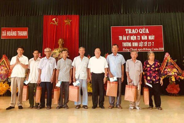Doanh nhân Lê Xuân Thảo phát triển kinh doanh gắn liền với công tác từ thiện xã hội
