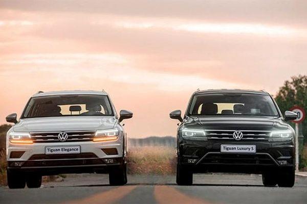 Volkswagen Tiguan 2021 ra mắt tại Việt Nam, giá từ 1,7 tỷ đồng