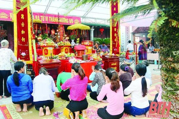 Ghi nhận từ phong trào xây dựng làng văn hóa ở Hậu Lộc