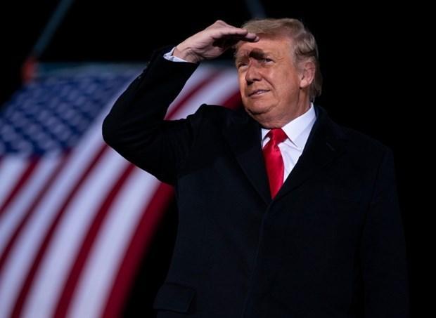 Ông Trump cam kết chuyển giao quyền lực, lên án biểu tình bạo lực