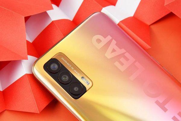 Realme V15 5G chính thức ra mắt với mức giá siêu hấp dẫn