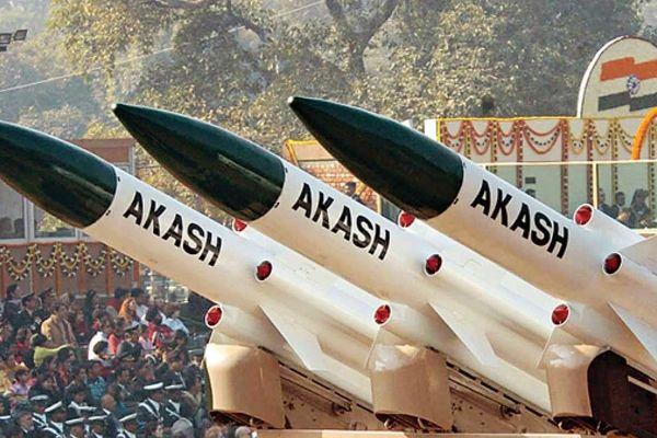Tên lửa phòng không Akash sẽ giăng lưới lửa tại Đông Nam Á