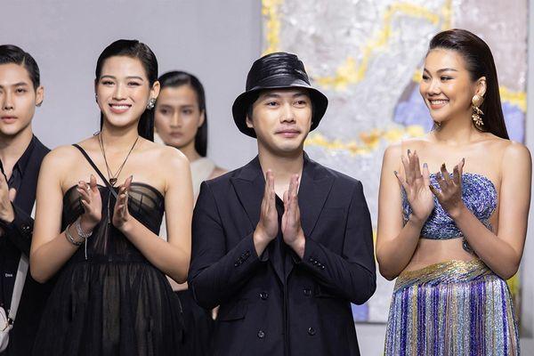 Nhà thiết kế Trần Hùng từng tham dự Tuần lễ thời trang London?
