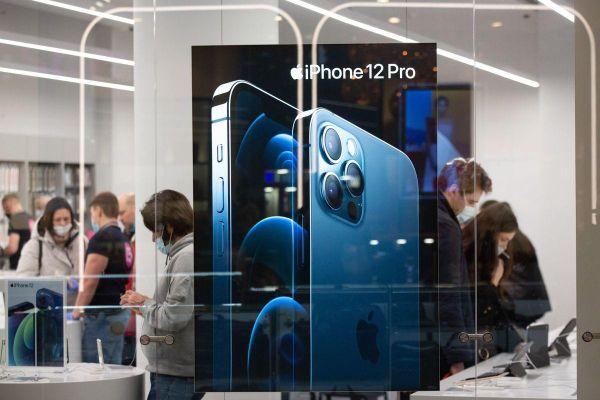 Nhiều đối tác Apple 'hốt bạc' nhờ iPhone 12