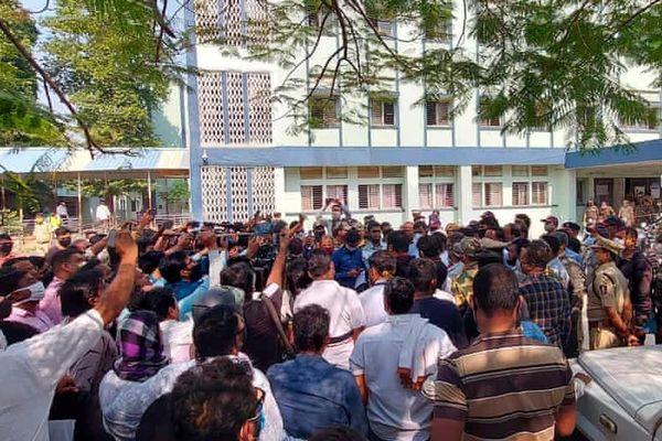 Hỏa hoạn ở bệnh viện Ấn Độ, 10 trẻ sơ sinh thiệt mạng