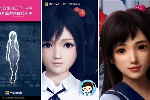 'Cô gái AI' thông minh và đẹp cỡ nào mà hút hồn đàn ông Trung Quốc?