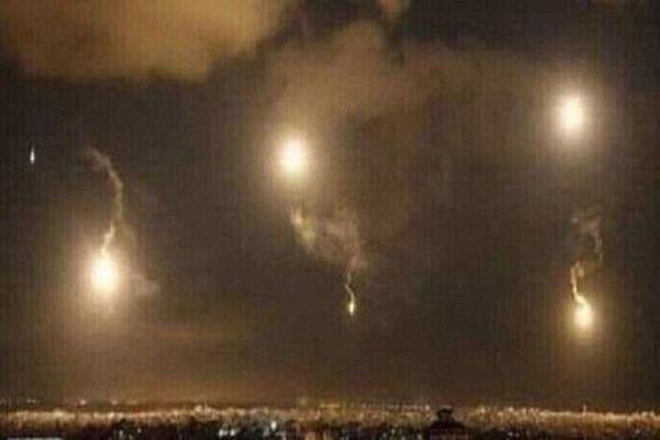 Tình hình chiến sự Syria mới nhất ngày 9/1: Israel tiến hành cuộc không kích đầu tiên trong năm 2021