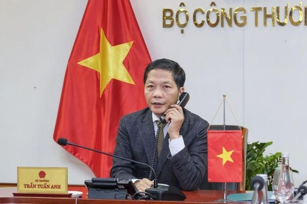 Việt Nam-Mỹ phối hợp chặt chẽ nhằm giải quyết các vấn đề thương mại thông qua tham vấn và hợp tác