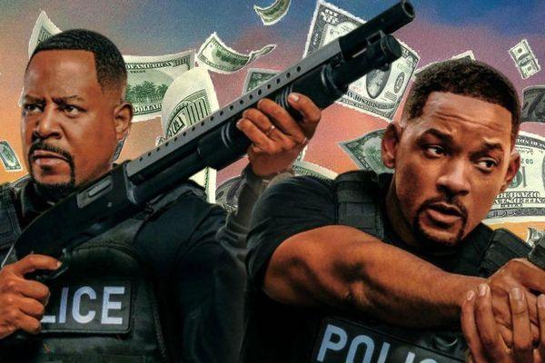 Bad Boys For Life là phim thành công nhất của Hollywood vào 2020