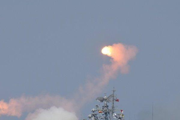'Đô đốc Nakhimov' Nga mang 480 tên lửa: Xứng danh mạnh nhất thế giới?