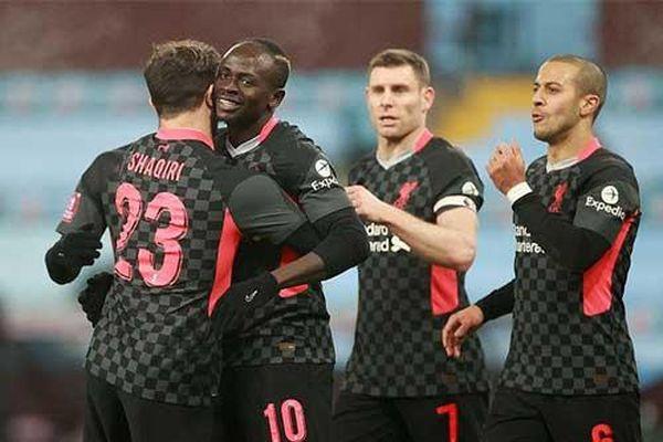 Điểm nhấn Aston Villa 1-4 Liverpool: Hiệp 2 bùng nổ cùng Thiago