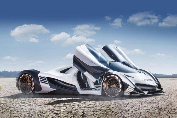 Top 10 siêu xe nhanh nhất thế giới: Devel Sixteen 'vô đối'