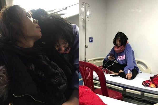 Vụ 2 mẹ con nghi bị đánh thuốc mê ở Nghệ An: Cô gái 19 tuổi bị cho uống viên thuốc không nhãn hiệu?
