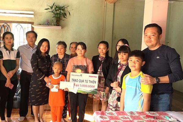 Bạn đọc ủng hộ gần 80 triệu đồng cho cháu Nguyễn Anh Tuấn Kiệt