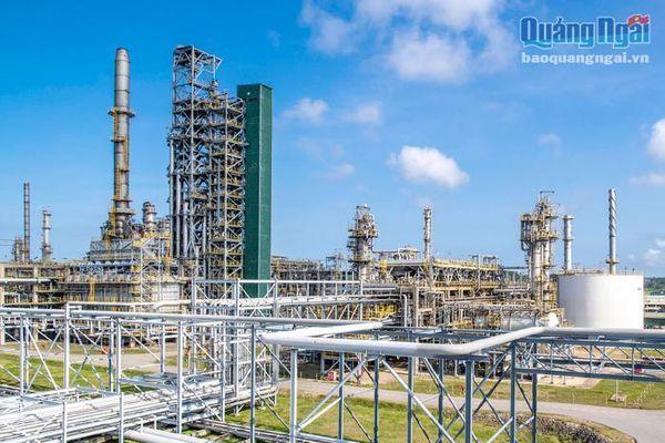 Nhà máy Lọc dầu Dung Quất: Cải tiến năng suất, chất lượng sản phẩm