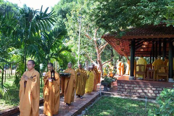 BR-VT: Tưởng niệm Đại lão Hòa thượng Thích Đồng Huy