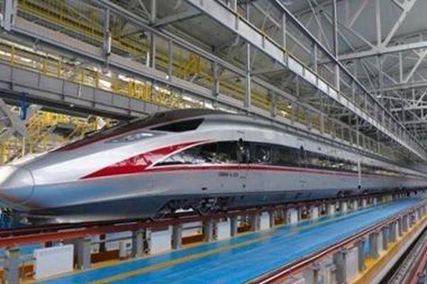 Trung Quốc ra mắt tàu điện cao tốc mới 'bất chấp giá lạnh'
