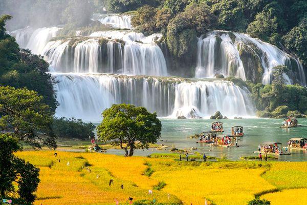 Thác nước lớn nhất Việt Nam