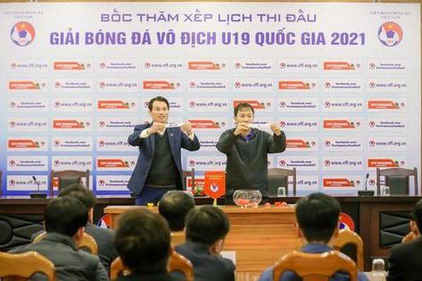 Khai mạc Giải U19 quốc gia 2021
