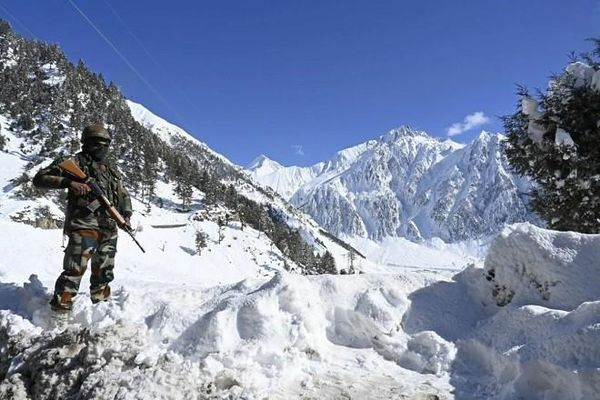 Quân đội Ấn Độ bắt giữ binh sĩ Trung Quốc vượt biên