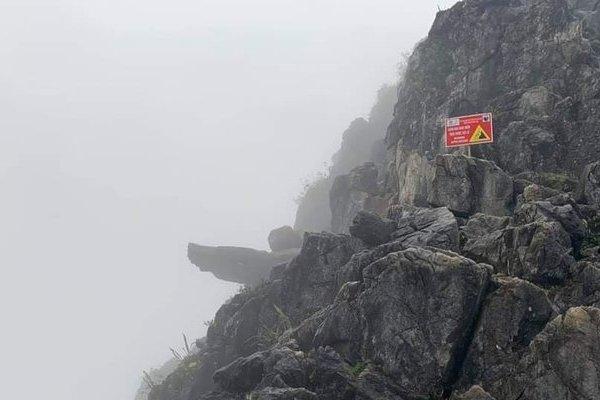 Thực hư thông tin một du khách trượt chân ở đèo Mã Pí Lèng