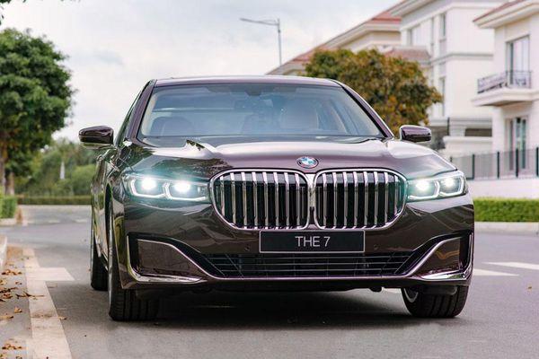 Bảng giá xe BMW tháng 1/2021