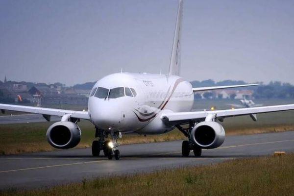 Máy bay Superjet chịu lệnh trừng phạt của phương Tây
