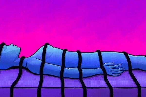 Giải mã hiện tượng 'bóng đè' khi ngủ và cách khắc phục