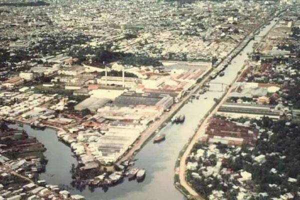 Bến Nghé – Dòng sông tâm linh dưới triều Nguyễn