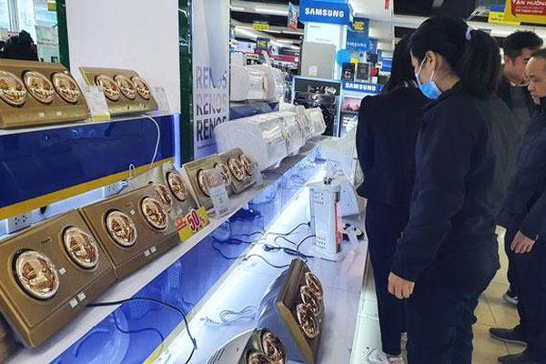 Thị trường thiết bị sưởi ấm: Đa dạng, giá không tăng