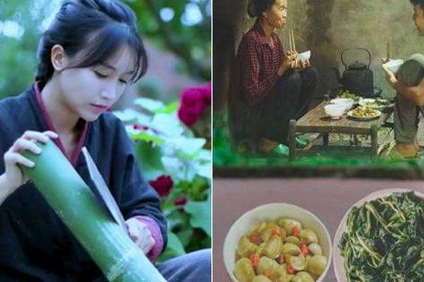 Bỏ qua bà Tân Vlog, hot girl làng YouTube Lý Tử Thất khen ngợi sự bình yên của kênh 'Ẩm Thực Mẹ Làm'