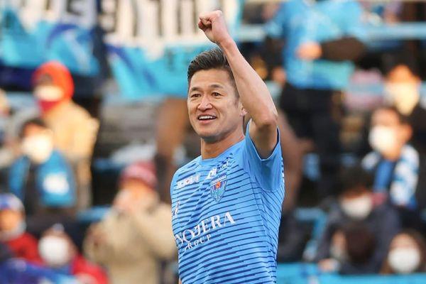 'King Kazu' tiếp tục đá J-League ở tuổi 54