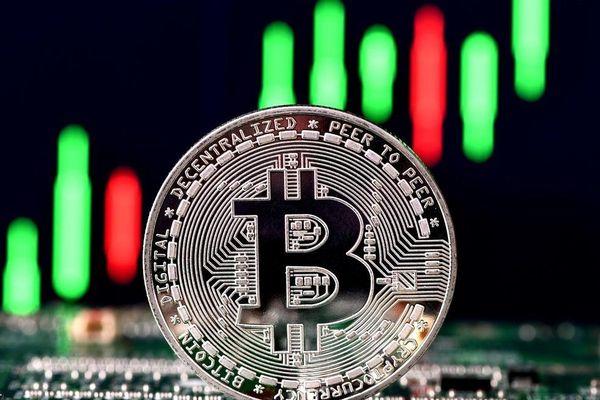Giá Bitcoin bất ngờ giảm mạnh