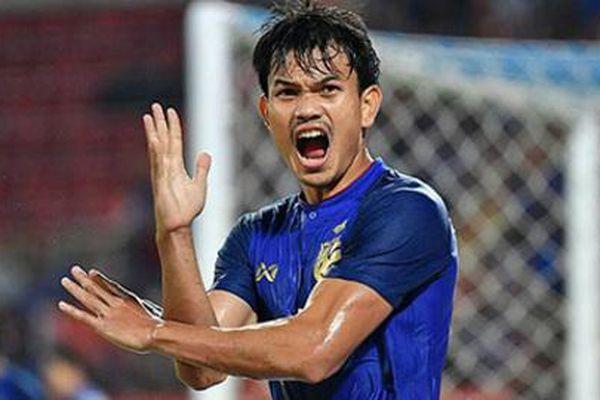 Lộ diện 3 tuyển thủ Thái Lan muốn sang Việt Nam thi đấu