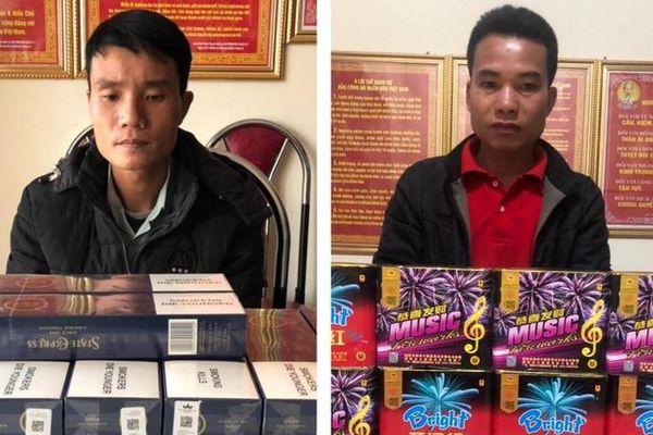 Vĩnh Phúc: Công an Tam Đảo liên tiếp triệt phá nhiều vụ án về ma túy, pháo nổ