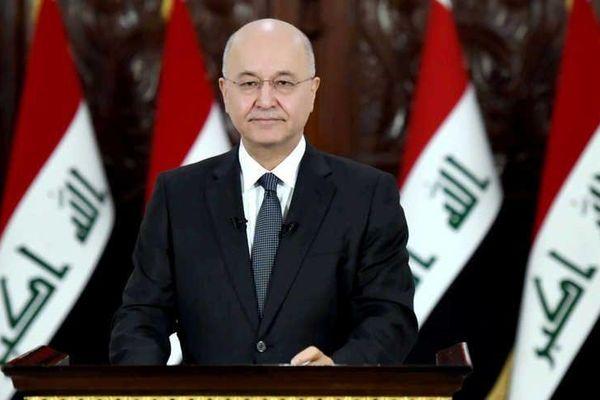 Tổng thống Iraq ra lời cảnh cáo cứng rắn với thế giới