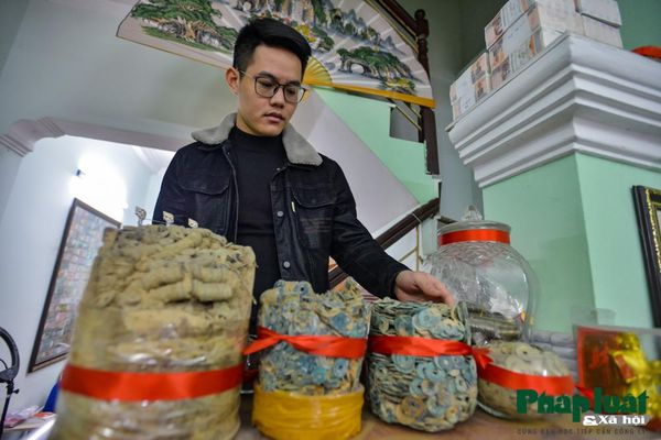Lưu giữ lịch sử Việt Nam qua những tờ tiền xưa