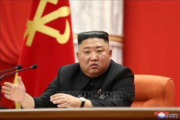 Ban Chấp hành Trung ương Đảng Lao động Triều Tiên tiến hành phiên họp toàn thể đầu tiên
