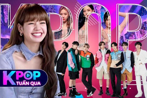 Kpop tuần qua: Lisa trở lại 'Thanh Xuân Có Bạn 3', Dynamite của BTS lập combo thành tích, aespa xô đổ kỉ