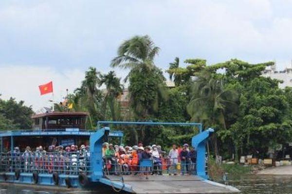 TP.HCM: Phát hiện 57 bến thủy nội địa hoạt động không phép