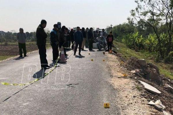 Thái Bình: Tử vong sau khi uống rượu bia, lái xe máy trên đê vắng