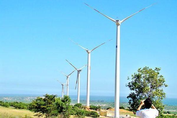 Chờ quyết định cơ chế phát triển điện gió, điện mặt trời