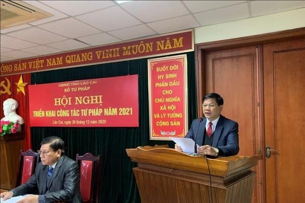 Một năm nhiều dấu ấn của Tư pháp Lào Cai