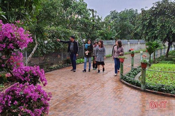 Bước đệm triển khai đại hội phụ nữ các cấp nhiệm kỳ 2021-2026 ở Hà Tĩnh